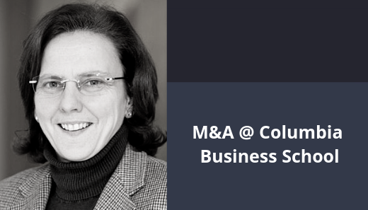 M&A @ Columbia Business School MA1