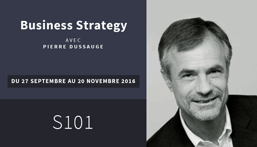 HEC Intra - Business Strategy S101